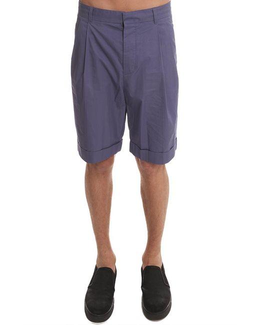 3.1 Phillip Lim - Blue Stroll Short for Men - Lyst