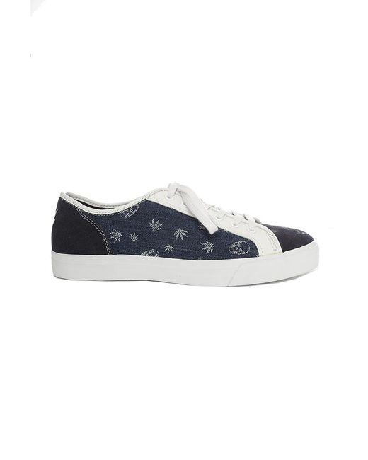Lucien Pellat Finet - Blue Monogram Mix Sneaker - Lyst