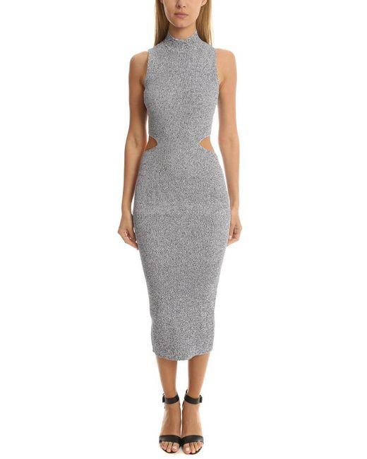Suno | Blue Melange Dress | Lyst