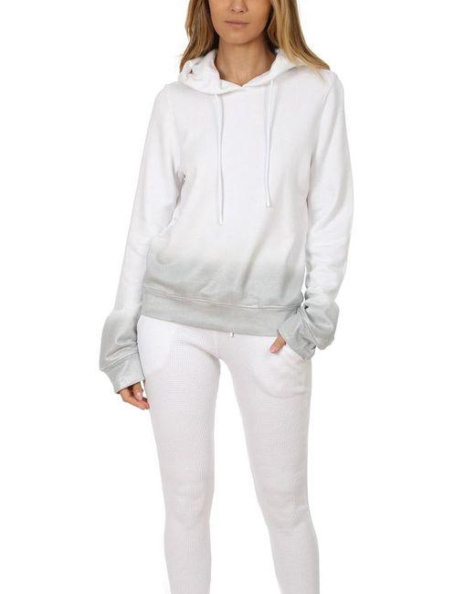 Cotton Citizen - White Manhattan Hoodie - Lyst