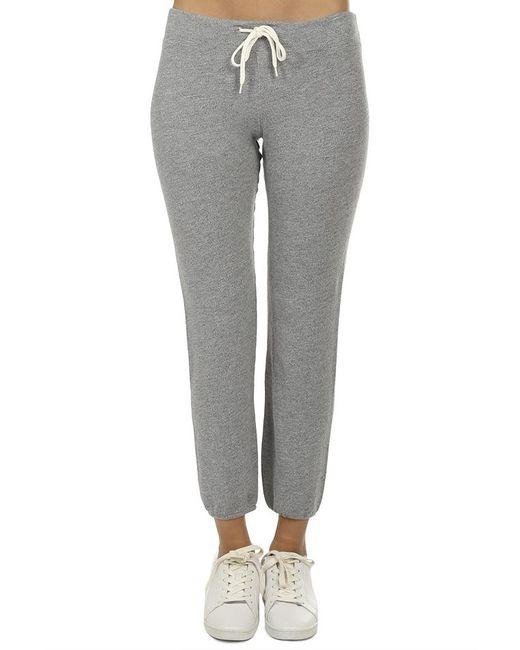 Monrow - Gray Vintage Sweatpants Dark Heather - Lyst