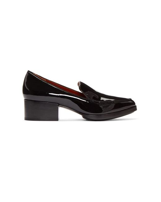 3.1 Phillip Lim - Black Quinn Modern Loafer - Lyst