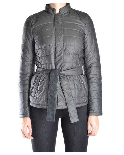 Etiqueta Negra - Gray Women's Grey Polyamide Down Jacket - Lyst