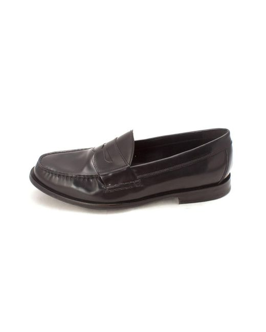 Cole Haan - Black Mens Pinch Friday Penny Closed Toe Penny Loafer for Men - Lyst