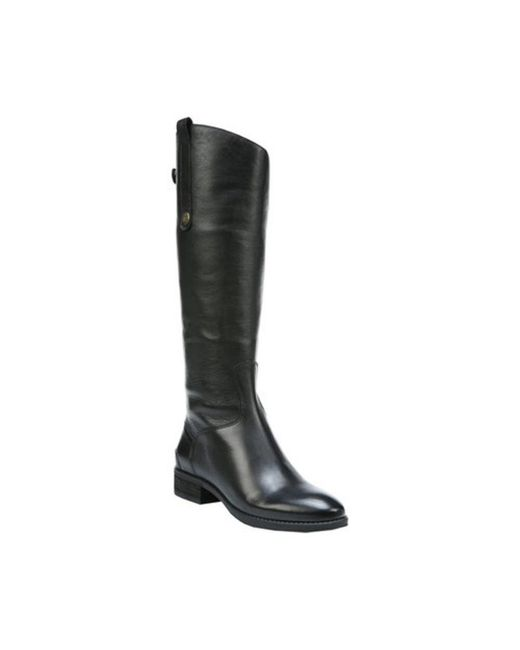 Sam Edelman - Black Women's Penny 2 Wide Calf Riding Boot - Lyst