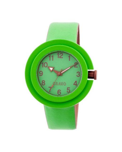 Crayo - Green Men's Equinox Quartz Watch for Men - Lyst