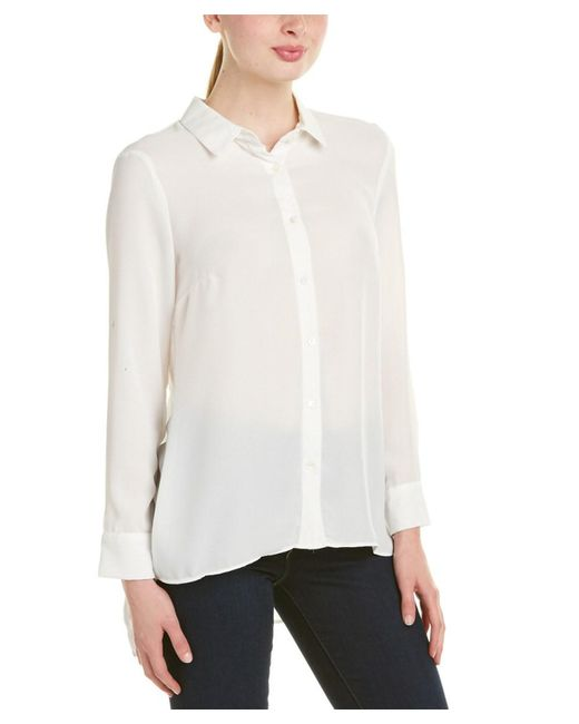 Insight | White Blouse | Lyst