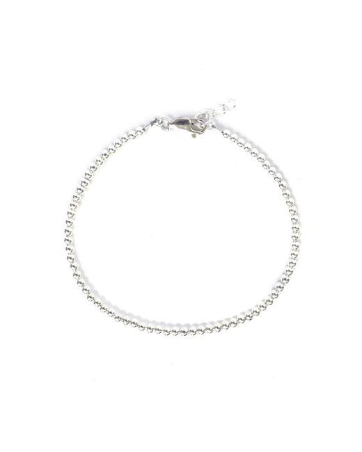April Soderstrom Jewelry | Metallic Mini Bead Bracelet | Lyst