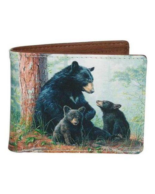 Buxton - Blue Men's Wildlife Slim Bifold Wallet for Men - Lyst