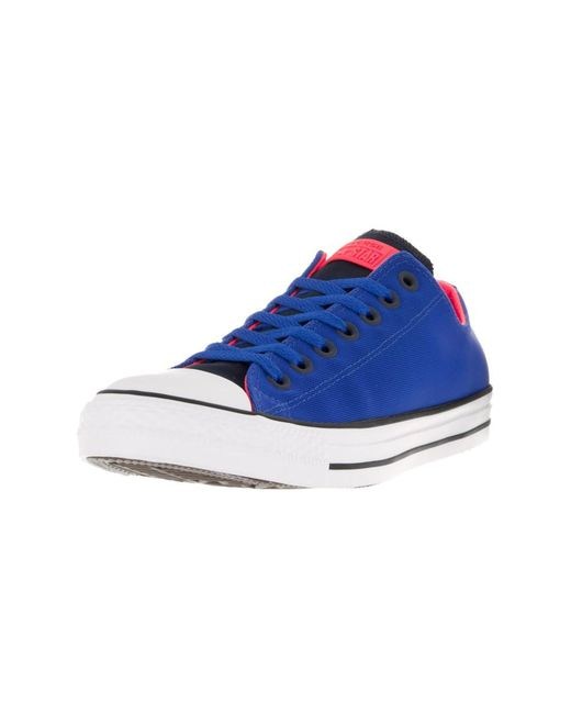 Converse | Blue Unisex Chuck Taylor All Star Ox Basketball Shoe for Men | Lyst