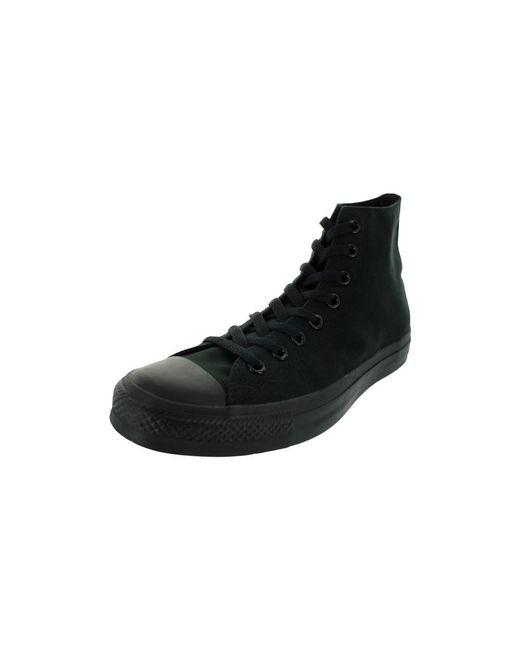 Converse - Black Unisex Chuck Taylor All Star Hi Basketball Shoe for Men - Lyst