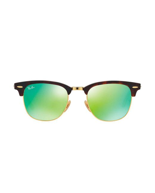 e8dd5a993c62 ... Ray-Ban - Multicolor Rb3016 Clubmaster Men Sunglasses - Lyst