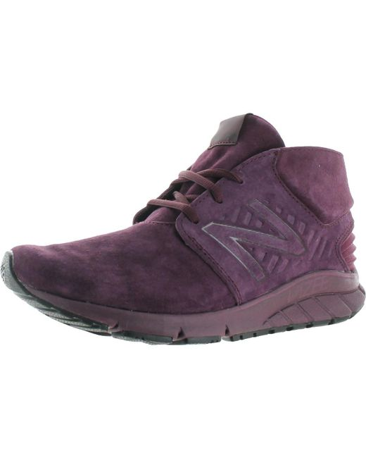 New Balance - Purple Mens Vazee Rush Round Toe Lace-up Fashion Sneakers for Men - Lyst