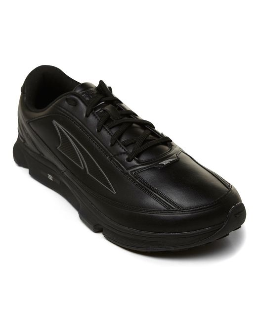 altra s provision walk 226 191 walking shoes in black lyst