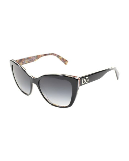 Céline | Gray Céline Eyewear 'shadow' Sunglasses | Lyst