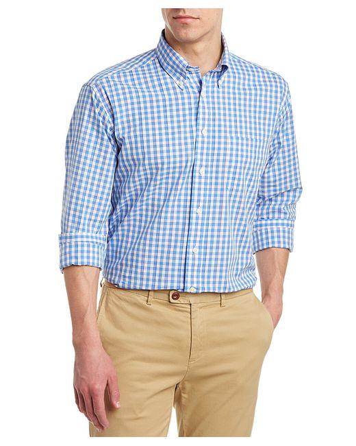 Brooks Brothers | Blue Regent Slim Fit Woven Shirt for Men | Lyst