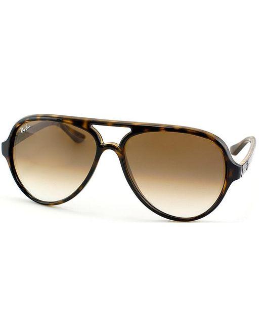 Ray-Ban - Multicolor Aviator Plastic Sunglasses - Lyst