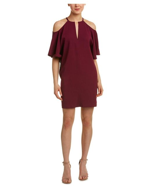 Rachel Zoe | Red Andrea Shift Dress | Lyst