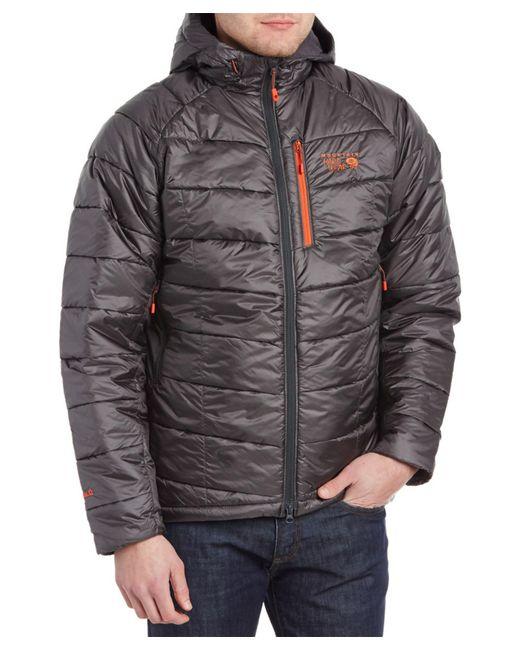 Mountain Hardwear | Gray Ghost Whisperer Down Jacket for Men | Lyst