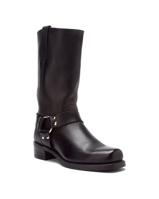 Frye | Black Men's Harness 12r Boots for Men | Lyst