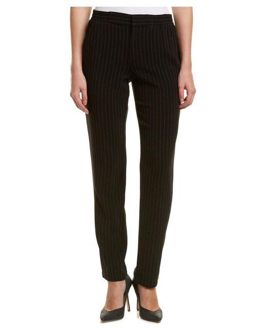 Nanette Lepore | Black Perfect Pin Pant | Lyst
