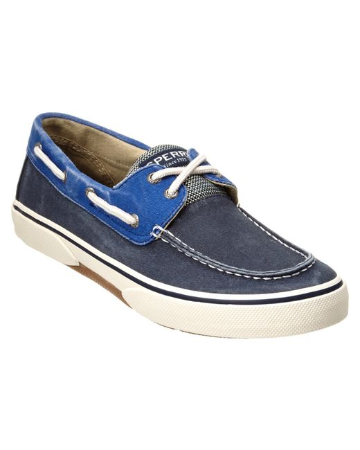 Sperry Top Sider Halyard  Eye Boat Shoe