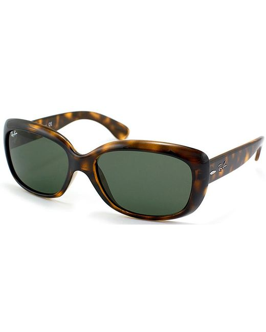 Ray-Ban - Multicolor Jackie Ohh Rectangle Plastic Sunglasses - Lyst