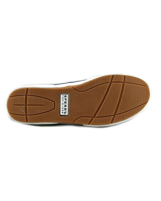 sperry top sider sperry top sider halyard moc toe