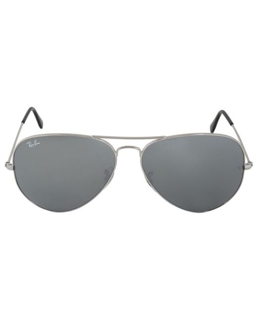 Lyst - Ray-Ban Aviator Large Metal Sunglasses Rb3025 00340 62 ...