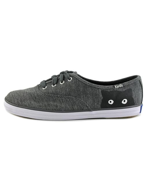Keds Taylor Swift's Champion Sneaky Cat Women Round Toe