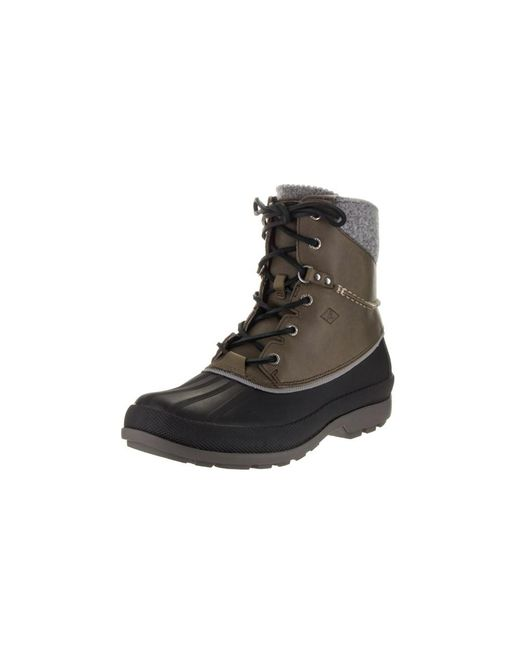 Sperry Top-Sider | Gray Top-sider Men's Cold Bay Ice+ Boot for Men | Lyst