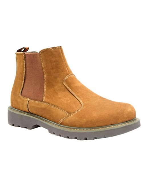Muk Luks - Brown Men's Blake Ankle Boot for Men - Lyst