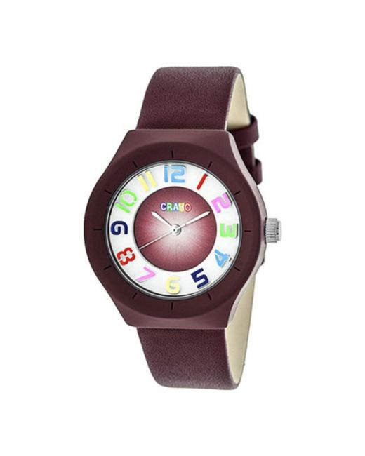Crayo - Purple Men's Atomic Quartz Watch for Men - Lyst
