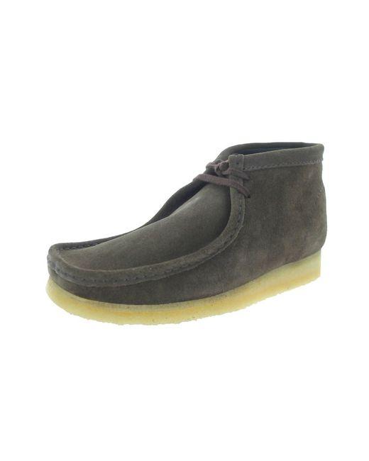Clarks | Brown Men's Wallabee Boot Boot for Men | Lyst