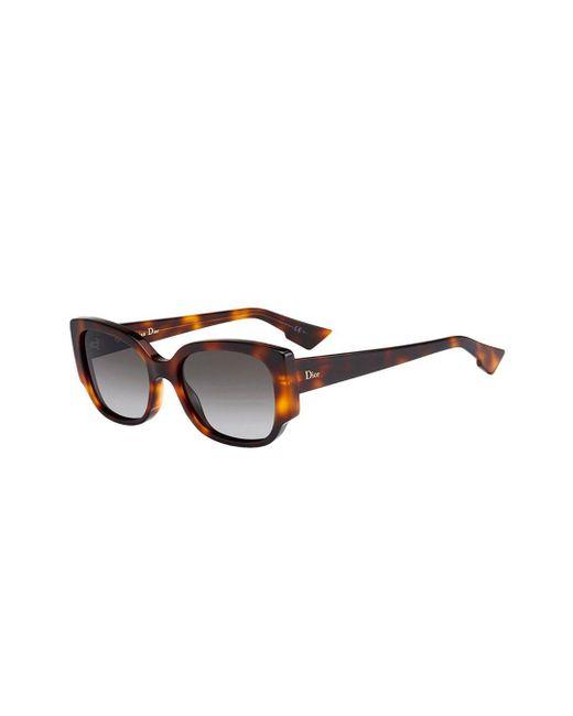 949cc3843514 Dior - Brown Dior Night 2 Sunglasses - Lyst ...