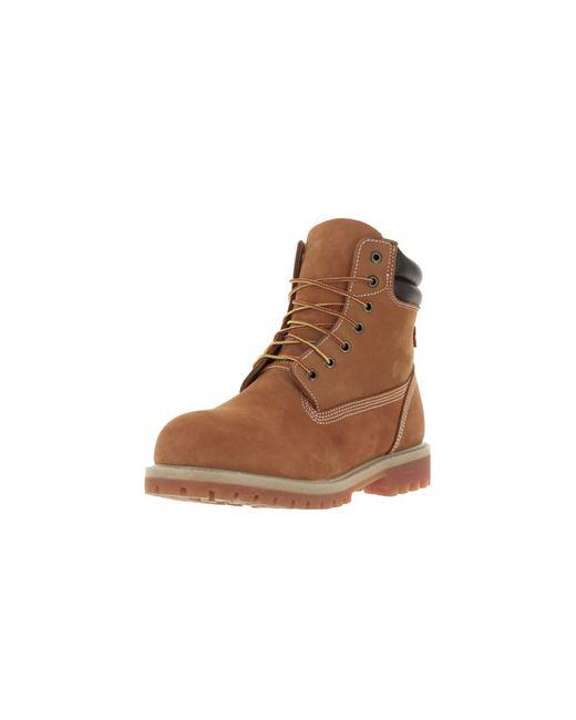 Levi's | Yellow Men's Harrison R Boot for Men | Lyst