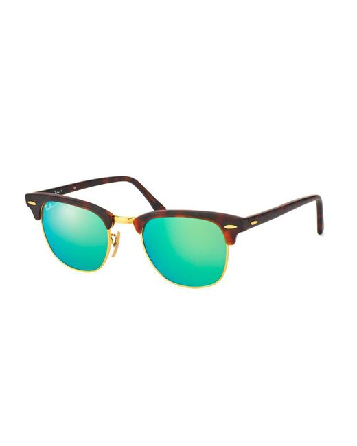 12255d637a4a Ray-Ban - Multicolor Rb3016 Clubmaster Men Sunglasses - Lyst ...