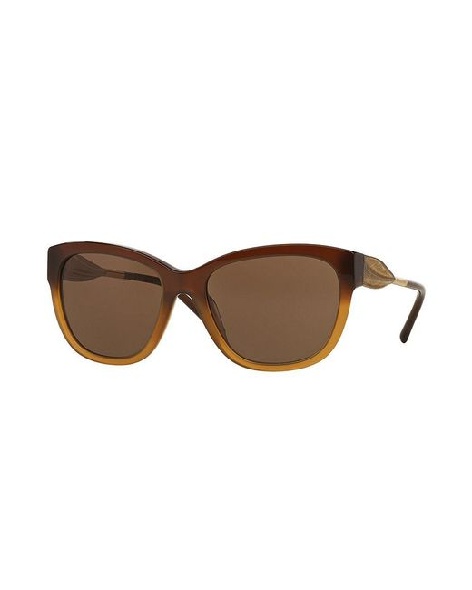 Burberry - Brown 4203 Women Sunglasses - Lyst
