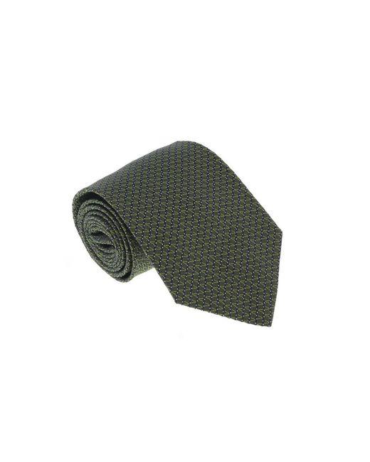 Missoni - Green U4805 Olive/navy Pencil 100% Silk Tie for Men - Lyst