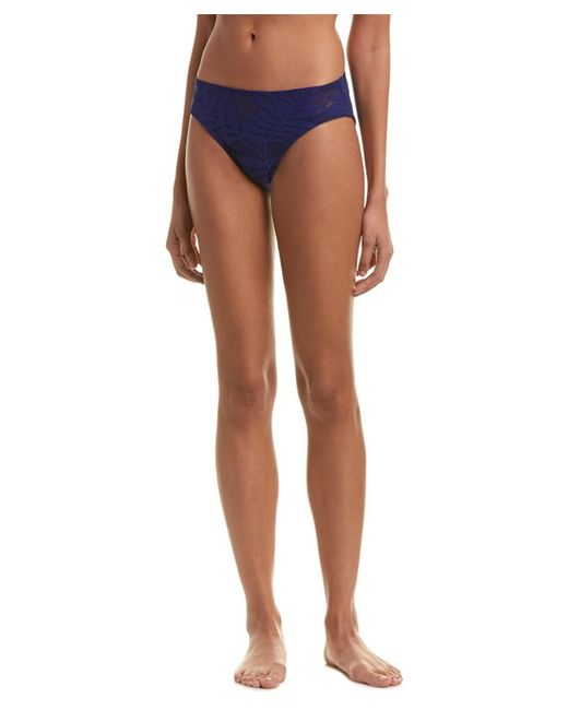 Robin Piccone | Blue Illusion Hipster Bottom | Lyst