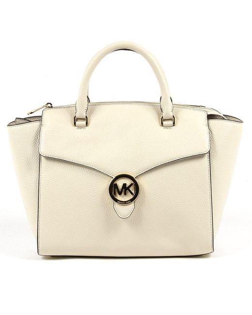 Michael Kors - Natural Womens Handbag Vanna - Lyst