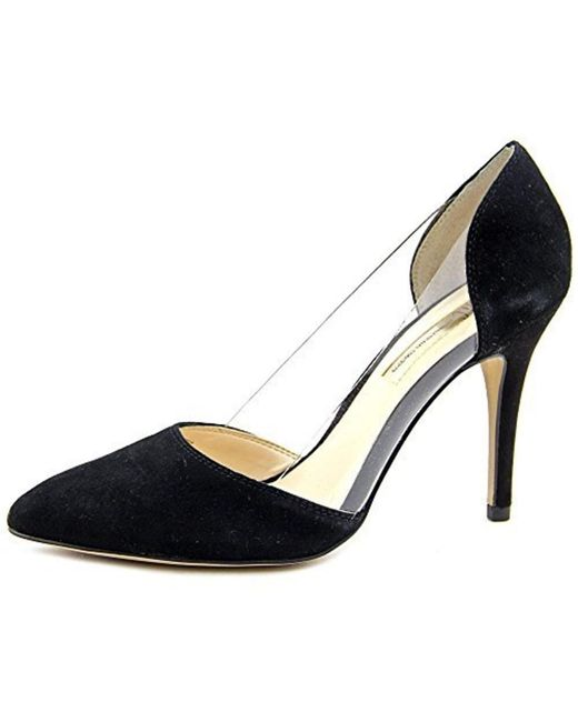 INC International Concepts - Black Bretty Women Pointed Toe Synthetic Heels - Lyst