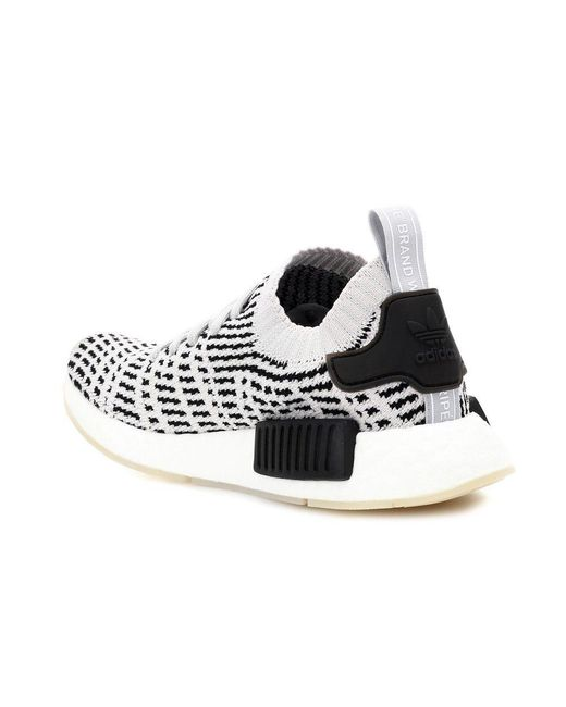 df3c535eb ... Adidas - Multicolor Originals Nmd r1 Stlt Primeknit Sneakers for Men -  Lyst ...