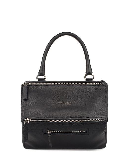Givenchy - Women's Black Leather Shoulder Bag - Lyst