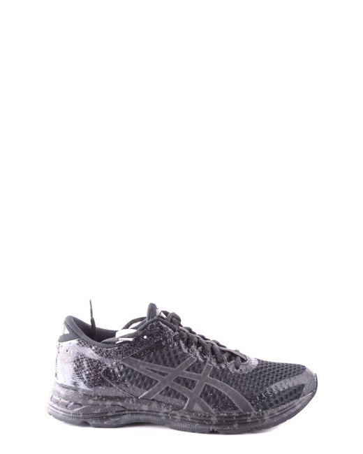 Asics - Men's Mcbi028011o Black Fabric Sneakers for Men - Lyst