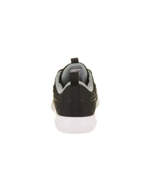 1fc2731ff79 Lyst - Puma Women s Carson 2 Molded Running Shoe in Black