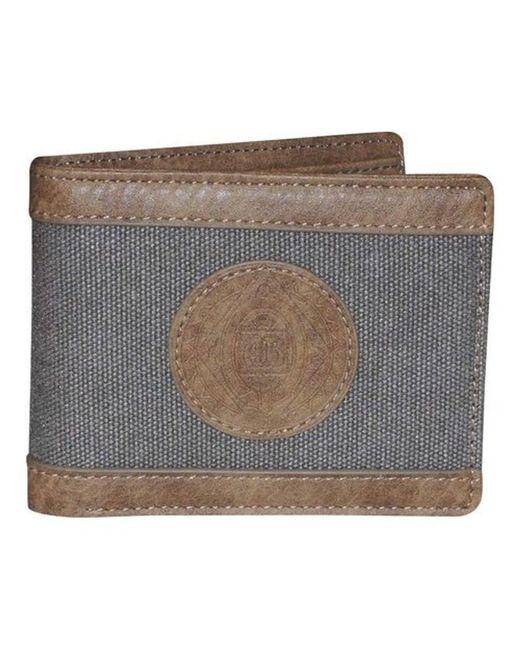 Buxton - Gray Men's Budweiser Slimfold Wallet for Men - Lyst
