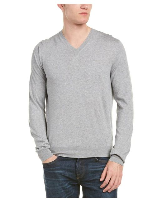 Façonnable | Gray Sweater for Men | Lyst