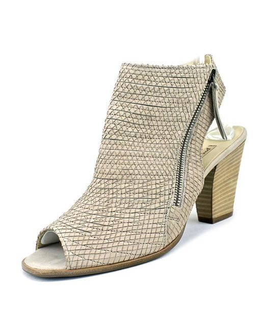 Paul Green | Natural Alexandra Women Open Toe Leather Nude Sandals | Lyst