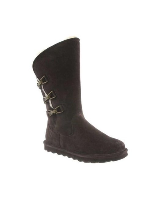 BEARPAW - Brown Women's Jenna Tall Boot - Lyst
